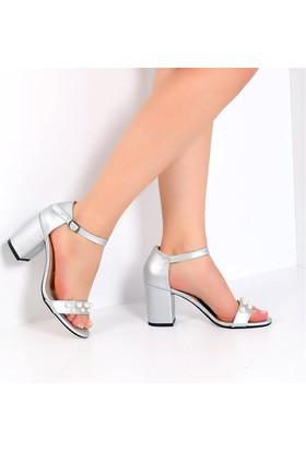 Pembe Potin Holly Lame Kadın Ayakkabı
