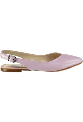 Pembe Potin Kate Lila Kadın Ayakkabı