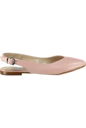Pembe Potin Kate Pudra Kadın Ayakkabı