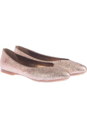 Pembe Potin Miranda Bakır Kadın Ayakkabı