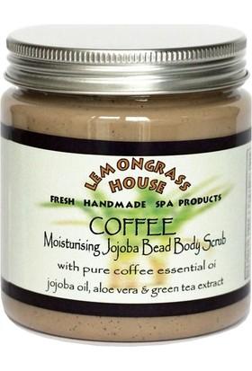 Lemongrass House Nemlendirici Jojoba Tanecikli Vücut Peelingi - Kahve 300 gr