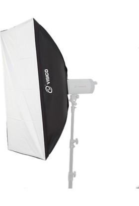 Visico SB030 Quadrate Softbox 30x120cm