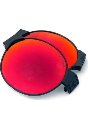 Baendit Sundance Kıd Siyah Çerçeve Kırmızı Lens