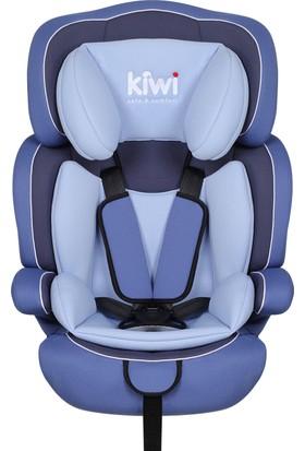 Kiwi Safe & Comfort Smart 9 - 36 kg İsofixli Oto Koltuğu Mavi E90