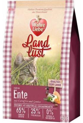 Wahre Liebe Tahılsız Ördekli Kedi Maması 1,5 Kg
