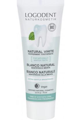 Logona Doğal Beyazlatıcı Diş Macunu