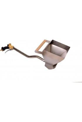 Jet Sıva Tavan Tipi Sıva,Alçı Püskürtme Makinesi - Setsiz