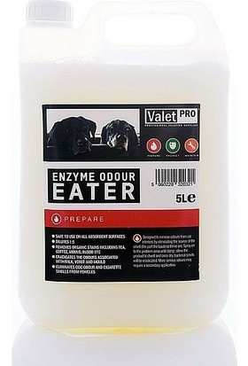 Valet Pro Enzyme Eater Bakteri Öldürücü Sprey 5 lt. VP0321