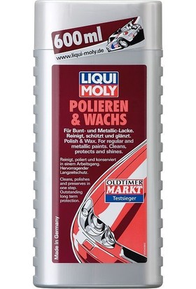 Liqui Moly Polieren Wachs Metalik Cila L1534