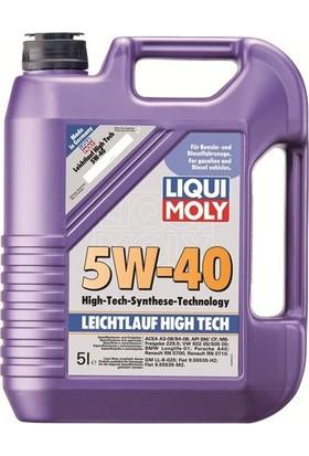Liqui Moly Leıchtlauf Hıgh Tech 5w40 Sentetik Motor Yağı 5 lt. L2328