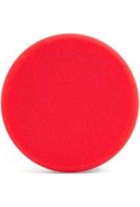Lake Country Red Foam Flat Finishing Pad 130 mm LC1422
