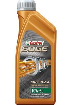 Castrol Edge Titanium 10W-60 Motor Yağı 1 lt. P00F2DB-00