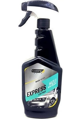 Carpex Black Series Express Hızlı Cila 600 ml. CRPX0912