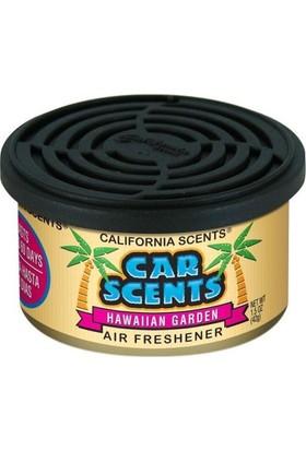 California Car Scents Hawaiin Gardens CCS032