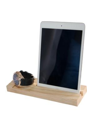Zuula iPhone Şarj Stand Standı (Dişbudak)