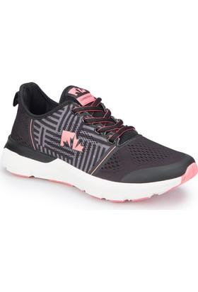 Lumberjack Gaspar Wmn Siyah Kadın Koşu Ayakkabısı