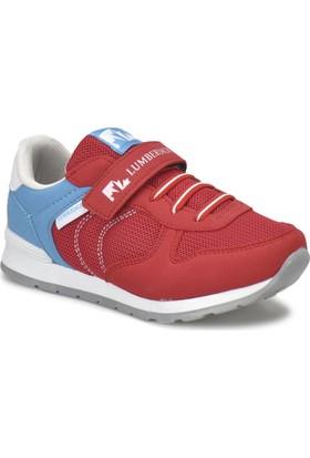 Lumberjack Jolly Kırmızı Mavi Erkek Çocuk Sneaker