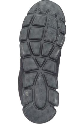 Lumberjack Steps Siyah Siyah Kadın Sneaker