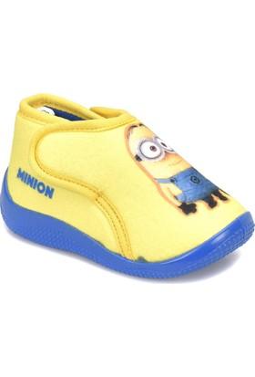 Mınıons Cool-1 Sarı Erkek Çocuk Panduf