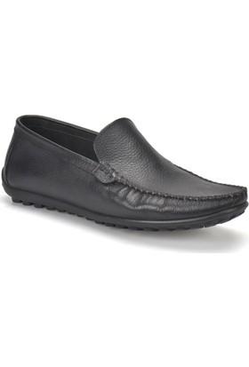 Oxide 2250 Siyah Erkek Deri Ayakkabı