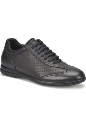 Oxide 60912 Siyah Erkek Deri Ayakkabı