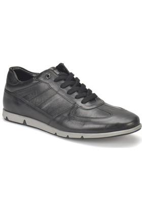 Oxide 71156-2 Siyah Erkek Deri Ayakkabı