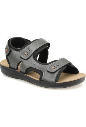 Panama Club Ef-3 Gri Erkek Sandalet