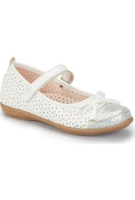 Pink Step Enmarı Beyaz Kız Çocuk Basic