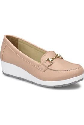 Polaris 81.157242.Z Pudra Kadın Basic Comfort Ayakkabı