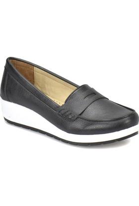 Polaris 81.157243.Z Siyah Kadın Ayakkabı