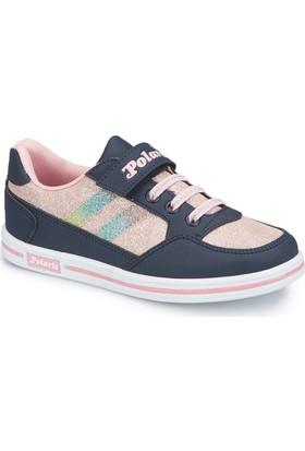Polaris 81.509314.F Lacivert Kız Çocuk Sneaker Ayakkabı