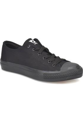 Polaris 81.355075.M Siyah Erkek Ayakkabı