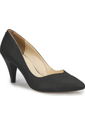 Polaris 81.307279Cz Siyah Kadın Ayakkabı