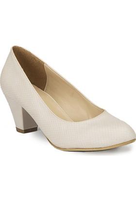 Polaris 81.310381Bz Bej Kadın Ayakkabı