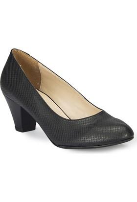 Polaris 81.310381Bz Siyah Kadın Ayakkabı