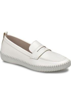 Polaris 81.311382.Z Beyaz Kadın Ayakkabı