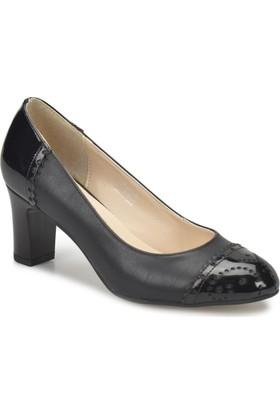 Polaris 81.311186.Z Siyah Kadın Ayakkabı