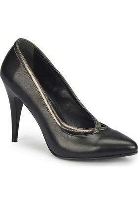 Polaris 81.311204.Z Siyah Kadın Ayakkabı