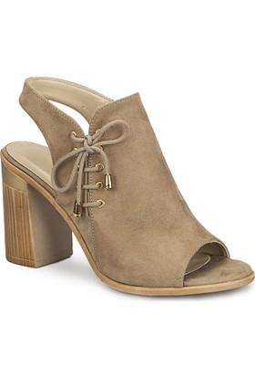 Polaris 81.311245.Z Vizon Kadın Ayakkabı