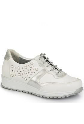 Polaris 81.311398.Z Beyaz Kadın Ayakkabı