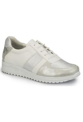Polaris 81.311401.Z Beyaz Kadın Ayakkabı