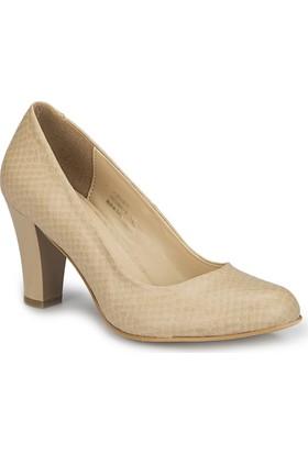Polaris 81.307228Yz Bej Kadın Ayakkabı