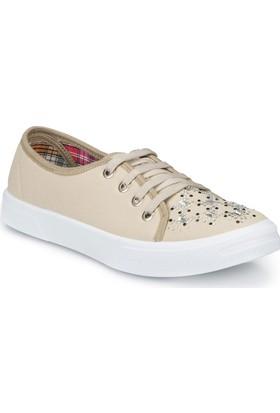 Polaris 81.311604.Z Bej Kadın Ayakkabı