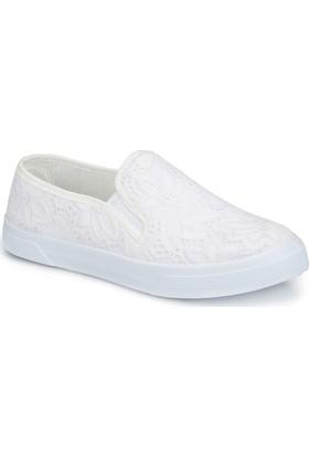 Polaris 81.311638.Z Beyaz Kadın Ayakkabı