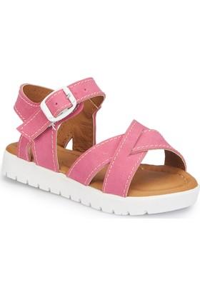 Polaris 81.508159.B Fuşya Kız Çocuk Basic Sandalet