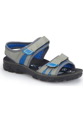 Polaris 81.510358.F Gri Erkek Çocuk Athletic Sandalet
