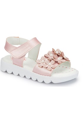 Polaris 81.510107.P Pembe Kız Çocuk Basic Sandalet
