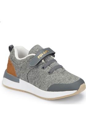 Polaris 81.510379.P Gri Erkek Çocuk Athletic Ayakkabı