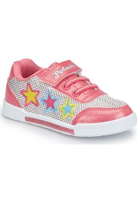 Polaris 81.510348.P Fuşya Kız Çocuk Sneaker Ayakkabı
