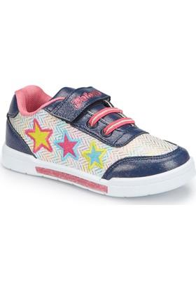 Polaris 81.510348.P Lacivert Kız Çocuk Sneaker Ayakkabı